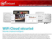 Brochure de la solutions : WatchGuard Secure Cloud Wi-Fi
