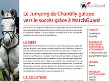 Étude de cas : Le Jumping de Chantilly