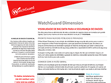 Miniatura: Folha de Dados do WatchGuard Dimension