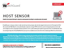 Miniatura:Folha de Dados doSensorde Host
