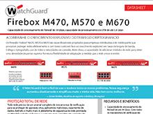 Folha de Dados: Firebox M470, M570eM670