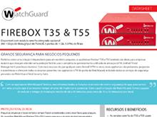 Miniatura:Folha de Dados doFireboxT35 e T55