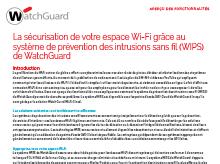 Apercçu des Fonctionnalités : L'espace Wi-Fi