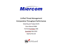 Thumbnail: Miercom Performance Report