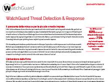 Documento tecnico: Threat Detection and Response
