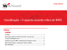 White Paper: O Aspecto Crítico do WIPS