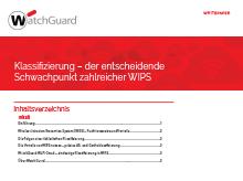 White Paper: Der entscheidende Aspekt von WIPS