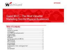 Beyaz Kağıt: Misafir Wifi'nin Pazarlama Gücü