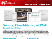 Thumbnail: Wi-Fi Cloud Brochure