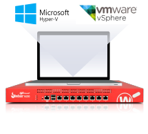 Illustration: Hyper-V and VMWare