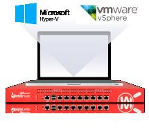 Illustration: Hyper-V and VMWare