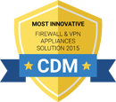 Most Innovative Firewall/VPN Solution 2015