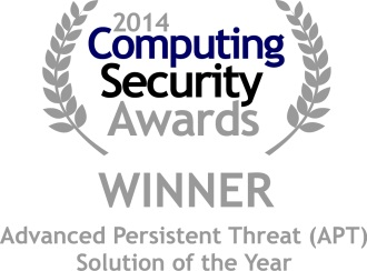 Advanced Persistent Threat Security Solution of the Year