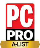 PC Pro A-List and 6 Stars