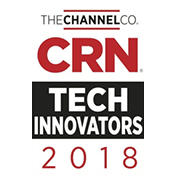 CRN Tech Innovators Awards 2018, Catégorie Network-Security : AuthPoint, grand gagnant.