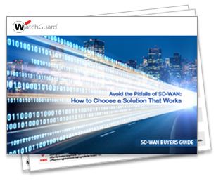 WatchGuard SD-WAN Buyers Guide thumbnail