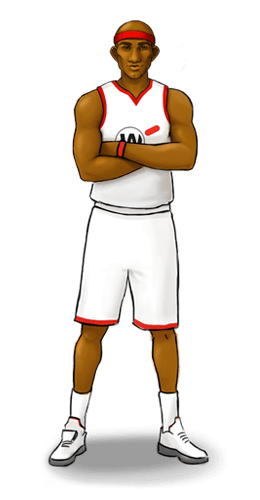 Image: Basketball Player