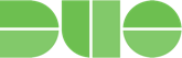 Green Duo logo