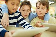 Photo: children at school