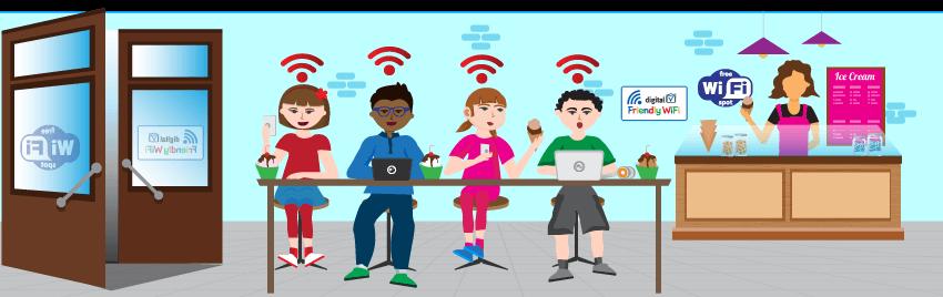 Safe Wi-Fi for Kids header image