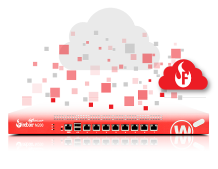 Illustrazione: Firebox Cloud