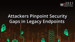 Video Thumbnail: Attackers Pinpoint Security Gaps in Legacy Endpoints
