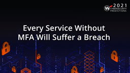 Video Thumbnail: Every Service Without MFA Will Suffer a Breach