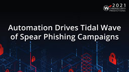 Video Thumbnail: Automation Drives Tidal Wave of Spear Phishing Campaigns