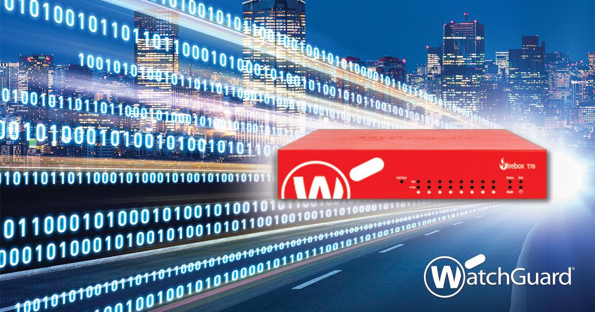 SD-WAN   WatchGuard Technologies