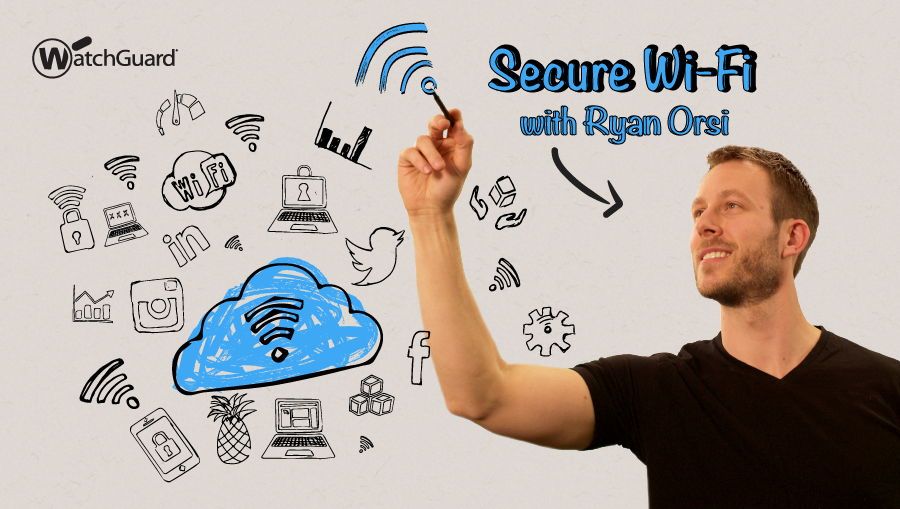 Photo: Secure Wi-Fi Webinar Series