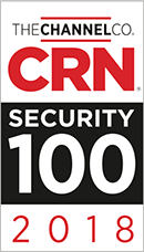 Logo: CRN Security 100 Award