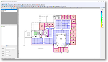 Screenshot: Predictive Floorplan