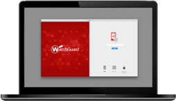 WatchGuard Authpoint secure OTP authentication screen