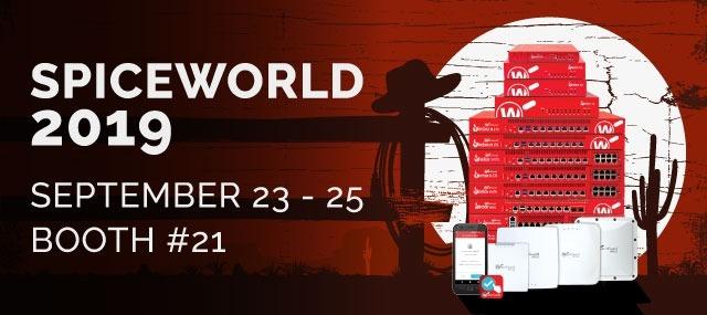 Image: Headed to SpiceWorld 2019?