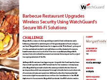 Internet Security Case Study: Morganfield's