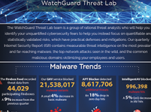 Internet Security Report Q1 2020 Infographic