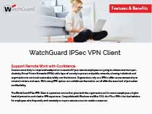 Thumbnail: IPsec VPN Client Feature Brief