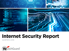 Thumbnail: Internet Security Report Q4 2019