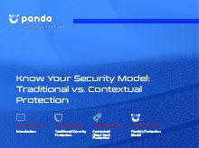 eBook: Know your security model: traditional vs. contextual protection