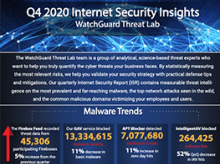 Q4 2020 Internet Security Insights Infographic