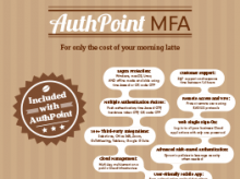 Understanding the cost of MFA infographic