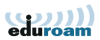 Logo: Eduroam