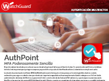 Miniatura: Folleto de AuthPoint