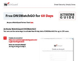 Thumbnail: DNSWatchGO Activation Guide
