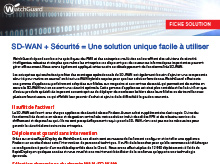 Miniature : WatchGuard et SD-WAN