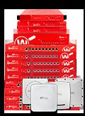 WatchGuard Firebox Family Stack with WatchGuard AP