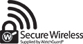 Wireless Secured by WatchGuard - Black