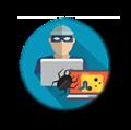 Planting Malware icon